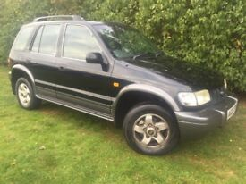 4x4 - FOUR WHEEL DRIVE - 2003 KIA SPORTAGE