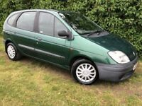RENAULT SCENIC - 1.4L - LONG MOT - ECONOMICAL & RELIABLE