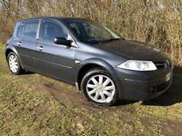 DIESEL - 2009 MEGANE - 60 MPG - £30 ROAD TAX