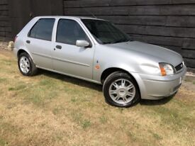 FORD FIESTA - 1.2L - ONLY 58,000 LOW MILES - DRIVES LIKE NEW