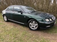 AUTOMATIC DIESEL - ROVER 75 - SUPERB DRIVE