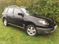 AUTOMATIC - 4x4 - 1 YEARS MOT - ONLY 77K MILES - OUTLANDER SPORT
