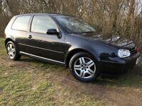 VW GOLF GTI TURBO - FAST CAR - LONG MOT