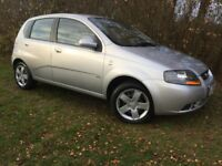 2008 CHEVROLET KALOS - 1.2L - LOW MILES - LONG MOT