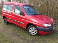 2002 CITROEN BERLINGO - LONG MOT - NEEDS TLC - BARGAIN