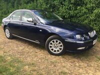 DIESEL - ROVER 75 CONNOISSEUR - 1 YEARS MOT - LEATHER - BMW ENGINE