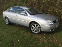 AUTOMATIC VECTRA - ONLY 58,000 MILES - LEATHER - FULLY LOADED