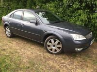 AUTOMATIC DIESEL - 2005 FORD MONDEO GHIA - LEATHER - FULLY LOADED
