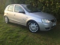 AUTOMATIC 2006 CORSA - ONLY 34,000 MILES - 1 YEARS MOT