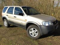 AUTOMATIC 4x4 - FOUR WHEEL DRIVE - LEATHER - SUPERB EXAMPLE