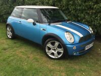 2005 MINI COOPER ONE - 1 YEARS MOT - FULL SERVICE HISTORY - SUPERB