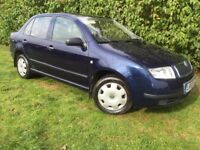 SKODA FABIA - ONLY 67,000 MILES- LOOKS AND DRIVES LIKE NEW