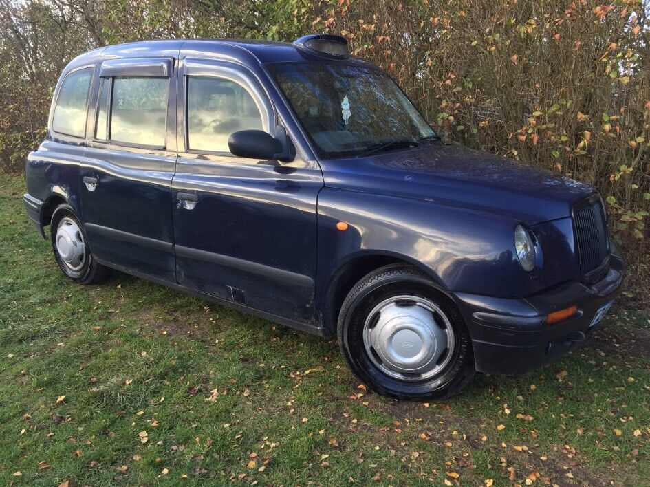 AUTOMATIC DIESEL LONDON TAXI - SUPER RELIABLE - BARGAIN