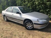 PEUGEOT 406 - 1 YEARS MOT - RELIABLE - CLEAN