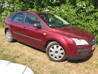 2005 FORD FOCUS - LOW MILES - SUPERB DRIVE - GREAT BARGAIN
