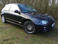 2006 MG ZR PLUS - 1.4L - ONLY 70,000 MILES - LEATHER - LONG MOT