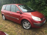 7 SEAT - 2005 RENAULT GRAND SCENIC - 6 SPEED - SERVICE HISTORY