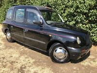 AUTOMATIC DIESEL LONDON TAXI - LONG MOT - SUPERB EXAMPLE
