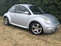 VW BEETLE DIESEL - FULL SERVICE HISTORY - MUCH LOVED - SUPERB EXAMPLE