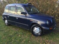 AUTOMATIC DIESEL LONDON TAXI - 1 YEARS MOT -