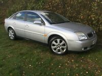 AUTOMATIC VECTRA - 58K MILES - FULL SERVICE HISTORY - LEATHER