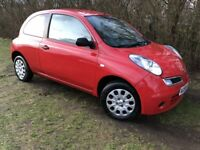 2010 NISSAN MICRA - 1.2L - ECONOMICAL - SUPERB DRIVE