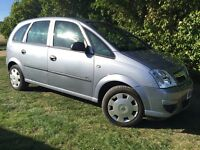 2007 VAUXHALL MERIVA - ONLY 87,000 MILES - SERVICE HISTORY - RELIABLE - CLEAN