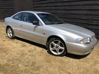 AUTOMATIC VOLVO C70 SPORTS COUPE - LONG MOT - LEATHER