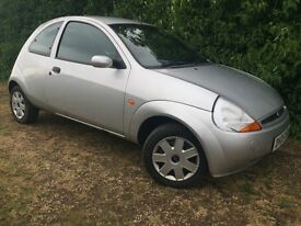 2005 FORD KA - ONLY 58,000 MILES - NEW BRAKES - NEW SPRINGS - NEW BEARINGS