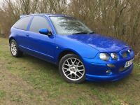 2004 MG ZR PLUS - ONLY 71,000 MILES - VERY FAST CAR
