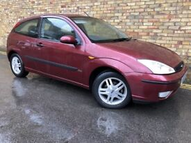 AUTOMATIC FOCUS - 1 YEARS MOT - ONLY 73K LOW MILES