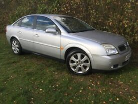 AUTOMATIC VAUXHALL VECTRA - ONLY 58,000 MILES - LEATHER - SUPERB