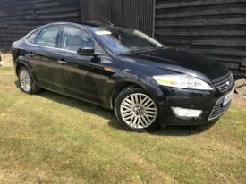 DIESEL - 2008 MONDEO GHIA - SATNAV - CRUISE - FSH - FULLY LOADED - LOVELY