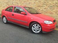 VAUXHALL ASTRA SXI - 1 YEARS MOT - RELIABLE