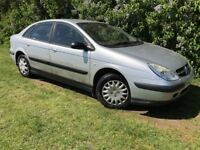 AUTOMATIC DIESEL CITROEN C5 - LONG MOT COLD AIR CON - LOVELY EXAMPLE