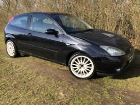 🏁🏁 FORD FOCUS ST 170 - FAST CAR - LEATHER