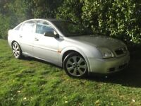 AUTOMATIC - ONLY 58K MILES - VECTRA - LEATHER - FULLY LOADED
