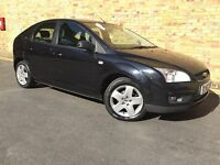 DIESEL - 2008 FORD FOCUS - 1 YEARS MOT - 55 MPG - SUPERB DRIVE