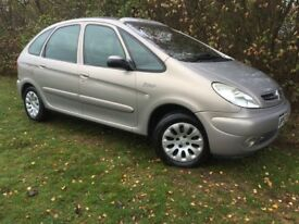 DIESEL - 2003 CITROEN PICASSO - 55 MPG - SUPERB FAMILY CAR