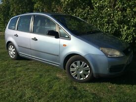 2005 FORD FOCUS CMAX - SUPER RELIABLE - BARGAIN - DRIVES LIKE NEW