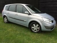 AUTOMATIC 7 SEAT 2005 GRAND SCENIC - LONG MOT