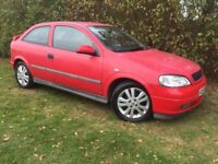 VAUXHALL ASTRA SXI - LONG MOT - RELIABLE, FAST