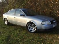AUTOMATIC DIESEL AUDI A6 - 1 YEARS MOT - RELIABLE - SUPERB DRIVE