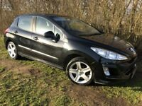 2009 PEUGEOT 308S - 1.4L - SUPERBLY MAINTAINED