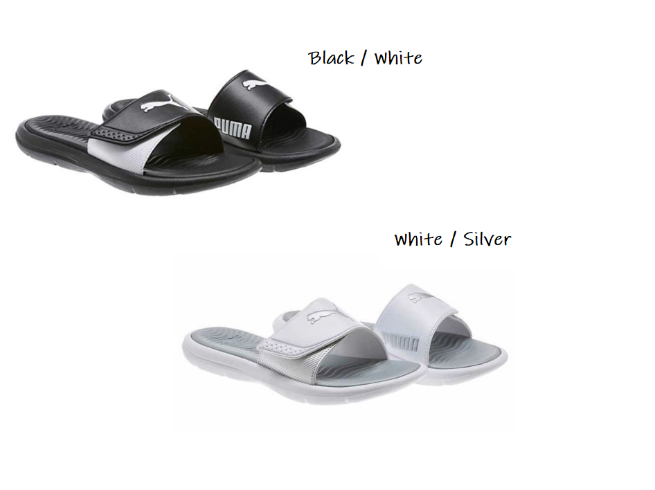 Puma Women's Surfcat Comfort Slide Sandals Pick Color And Si