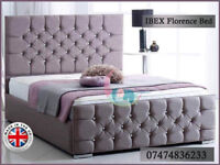 florida big head board bed single,all colors and sizes available B