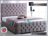 florida big head board bed single,all colors and sizes available V