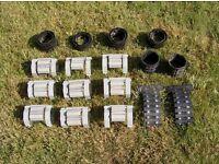 ALU-Hochschiebesicherungen für Rollläden auf 60 mm Motorwelle Rheinland-Pfalz - Lambsheim Vorschau