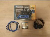 PreSonus AudioBox Studio Complete Hardware/Software Recording kit (ONO)