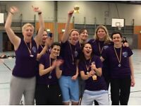 """Women's (Lesbian) Basketball Team in London """"The Cruisers"""" is looking for players"""
